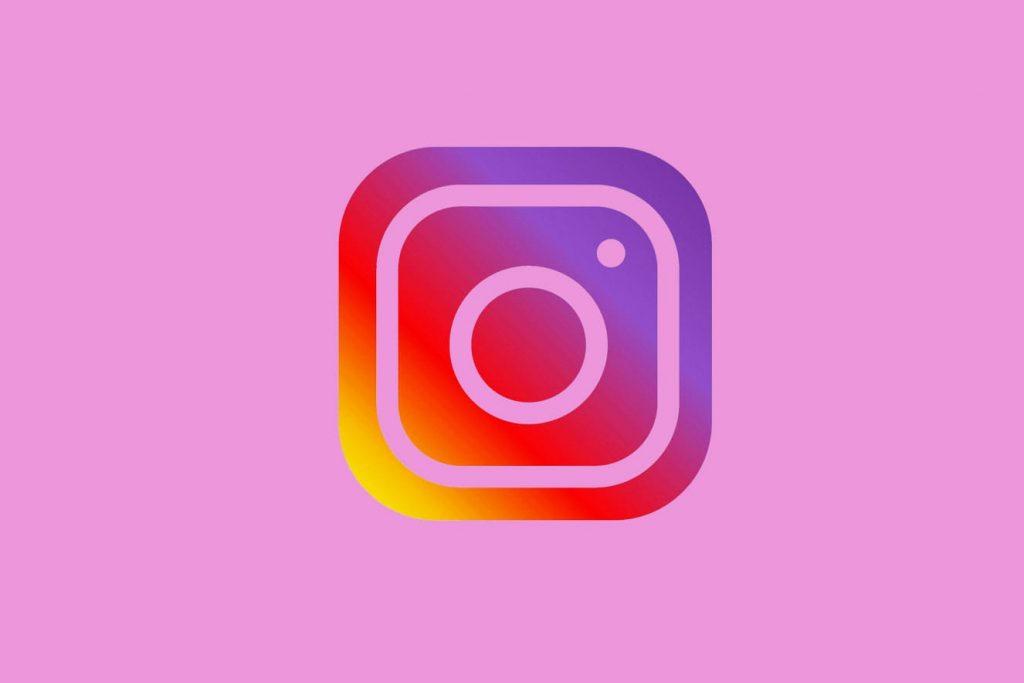 O botao proibido do Instagram