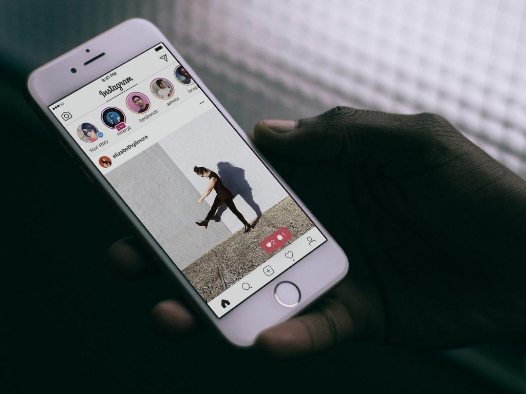novidade do Instagram