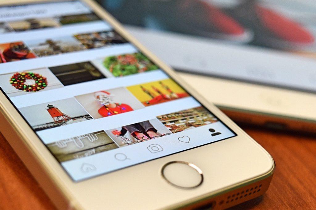 vantagens de usar o perfil comercial do Instagram