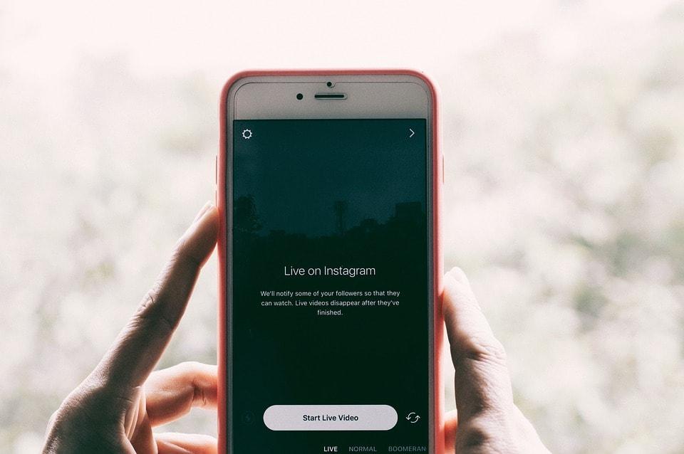 Como responder perguntas na Live do Instagram